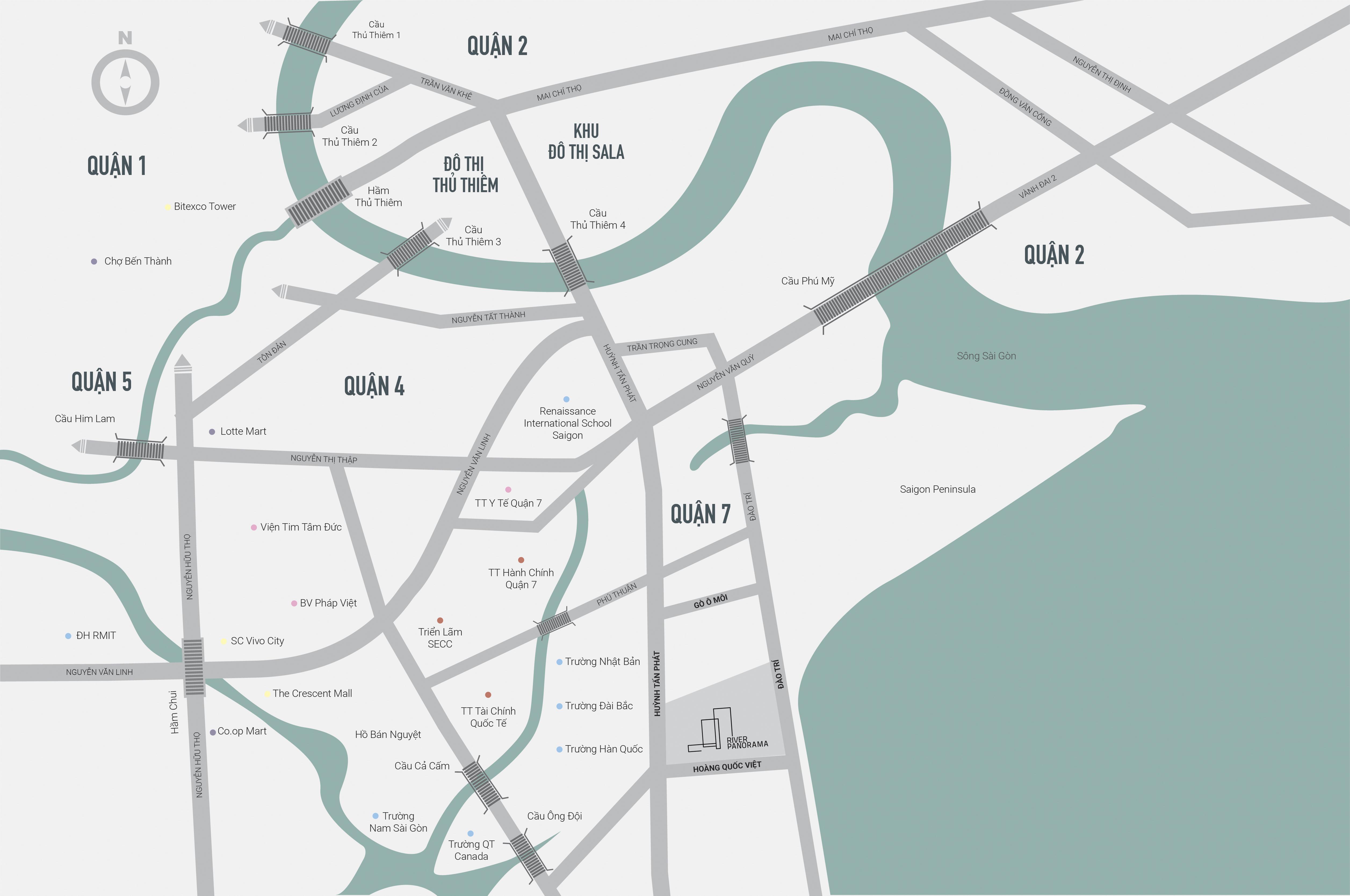 River Panorama: Mang tiện ích resort hạng sang về nhà - Ảnh 3.