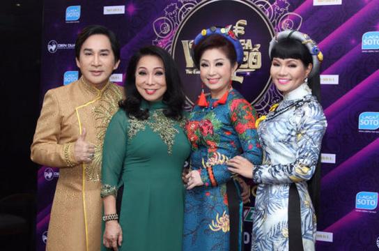 Nghệ sĩ Ngọc Huyền được cấp phép biểu diễn tại Việt Nam - Ảnh 1.