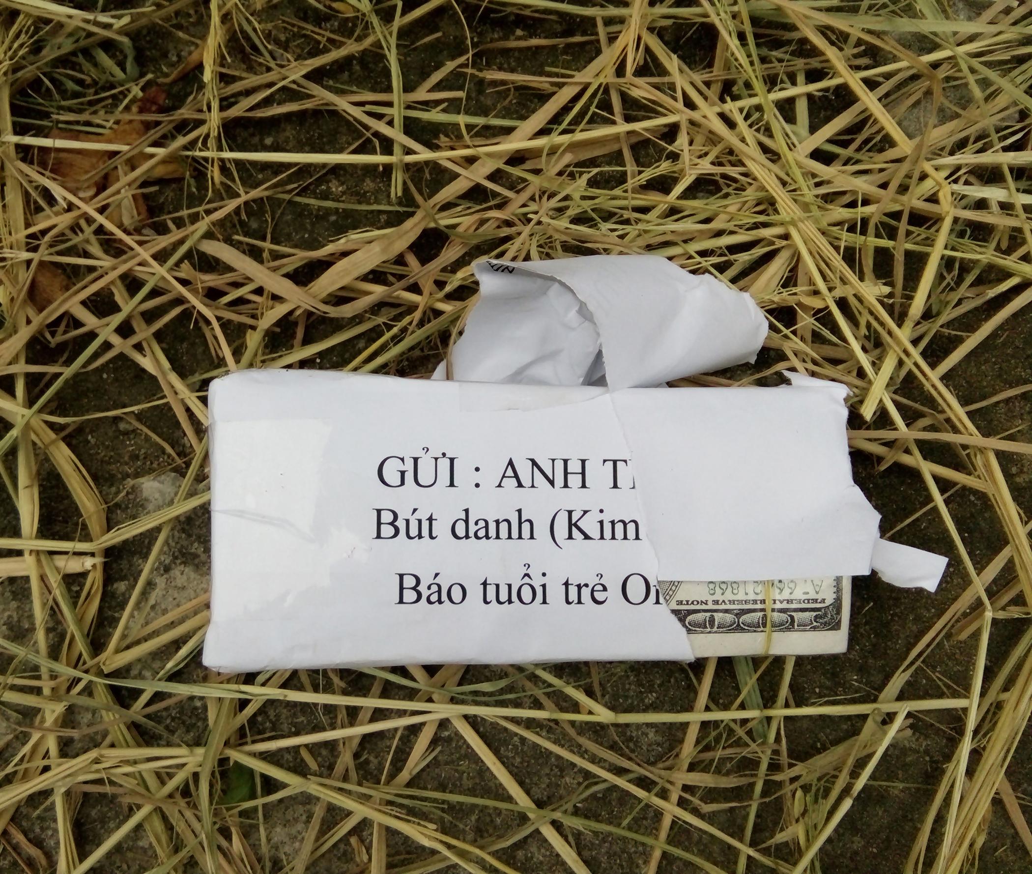 Nhà báo Kim Thủy bị khủng bố bằng đôla âm phủ - Ảnh 1.