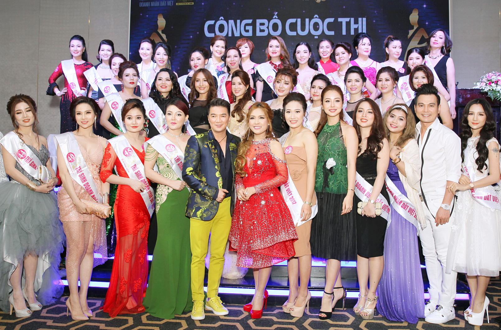 Jennifer Phạm, Đàm Vĩnh Hưng làm giám khảo Nữ hoàng doanh nhân đất Việt - Ảnh 1.