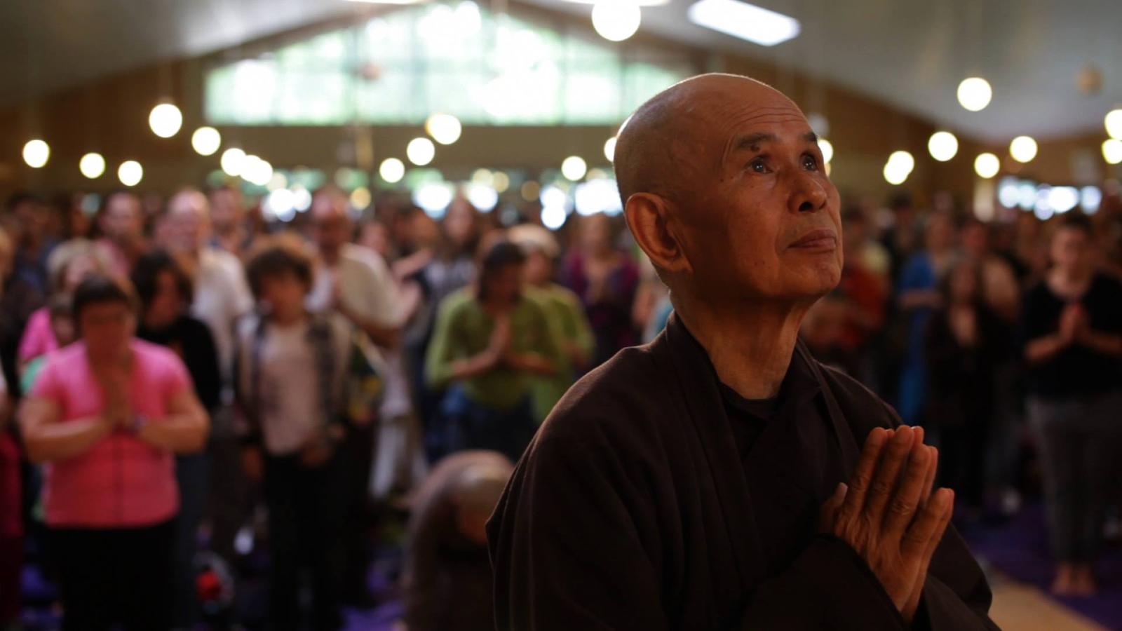 Mỹ công chiếu phim tài liệu về thiền sư Nhất Hạnh - Ảnh 2.