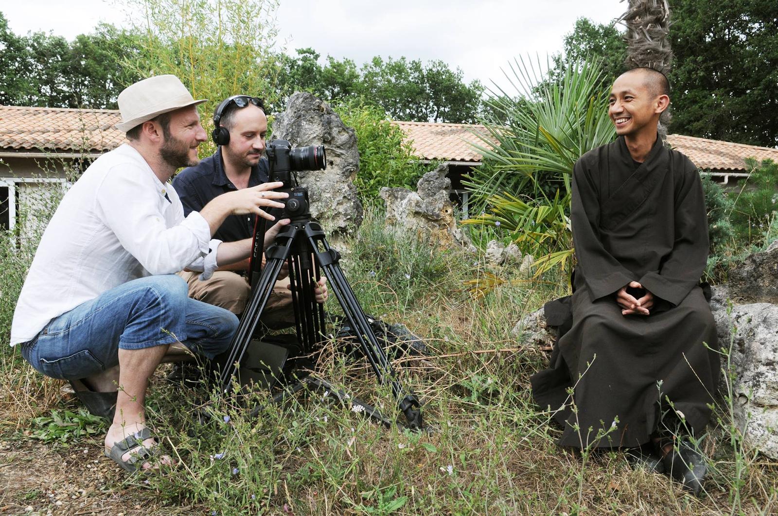 Mỹ công chiếu phim tài liệu về thiền sư Nhất Hạnh - Ảnh 8.