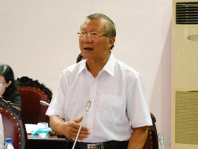Cảnh cáo nguyên chủ tịch UBND tỉnh Gia Lai Phạm Thế Dũng - Ảnh 1.