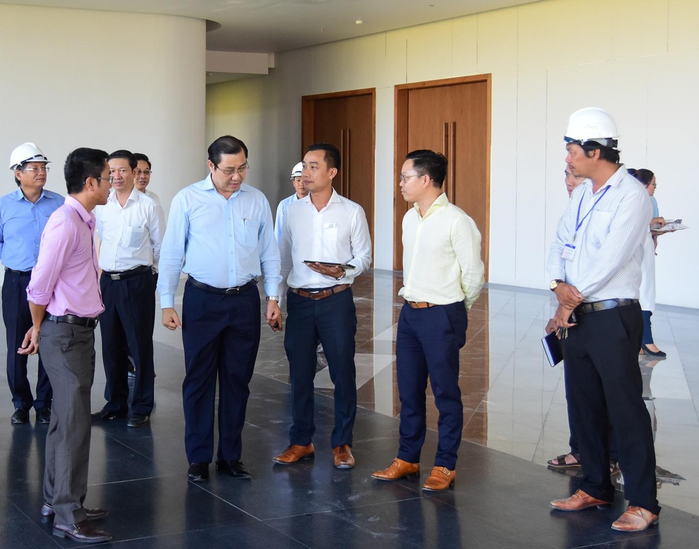 Trung tâm Hội nghị Ariyana: Nóng từng ngày cùng APEC 2017 - Ảnh 2.