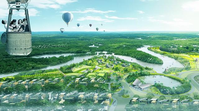 Biệt thự nghỉ dưỡng biển giá 1,55 tỉ  đồng hút khách - Ảnh 1.