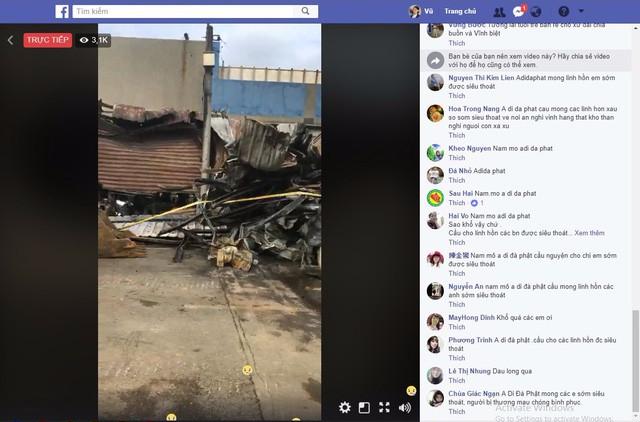 Cháy nhà máy ở Đài Loan, 6 công nhân Việt tử nạn - Ảnh 1.
