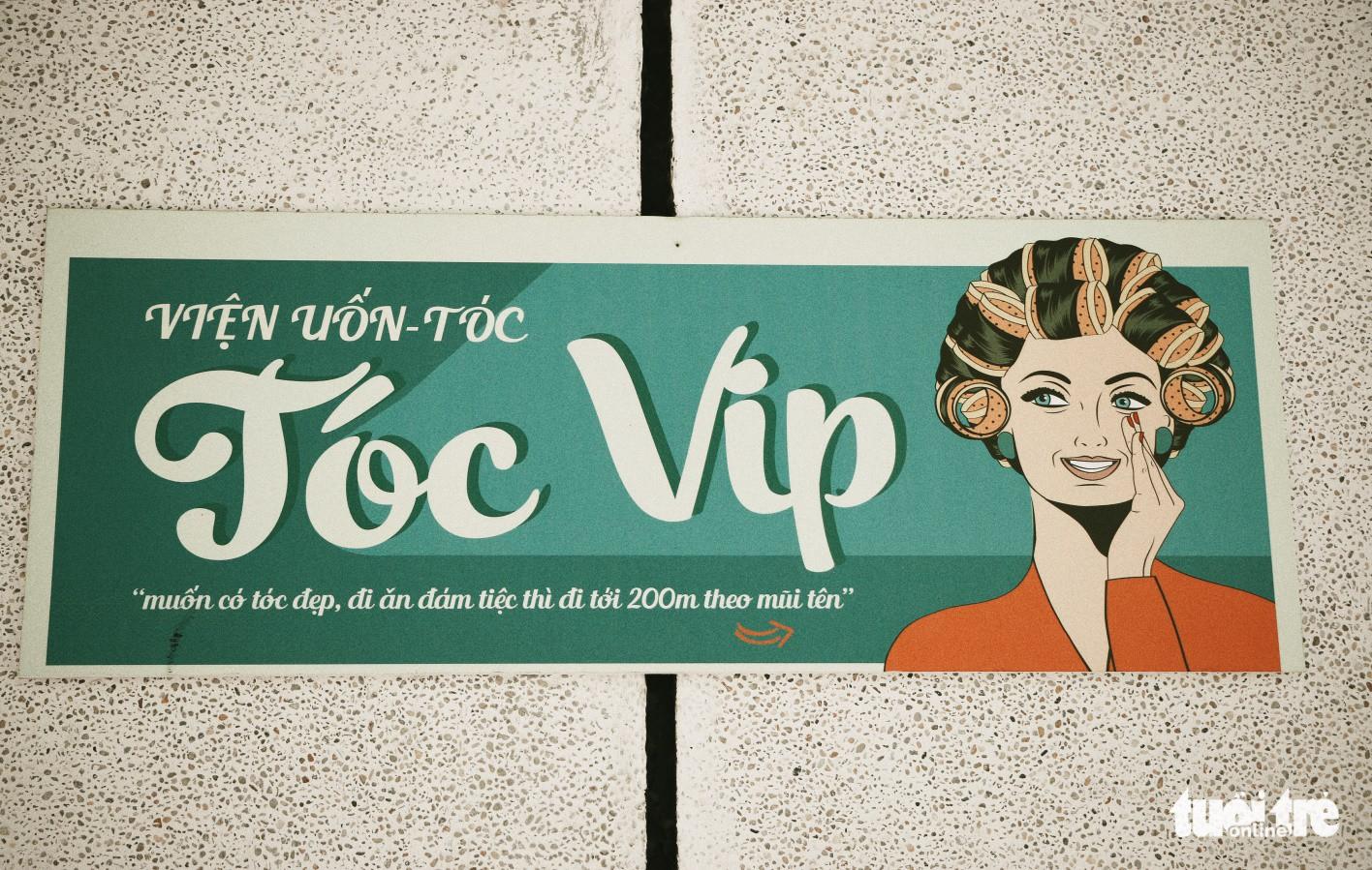 Nhìn những biển hiệu này để thấy Sài Gòn quá đỗi dễ thương - Ảnh 5.