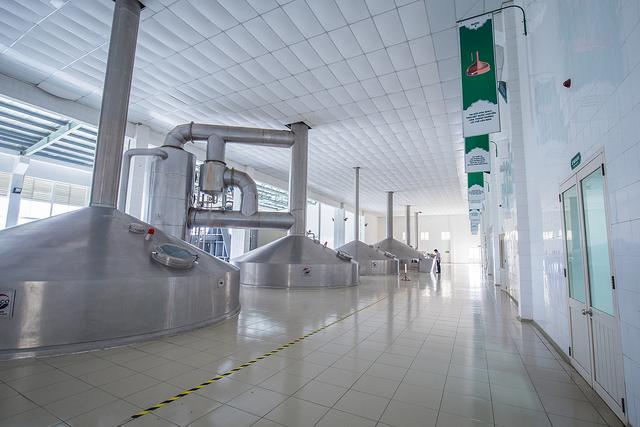 """Những """"ngóc ngách"""" nghề bia được bật mí tại nhà máy bia Carlsberg Việt Nam - Ảnh 4."""