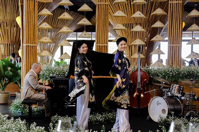 Các đệ nhất phu nhân tham dự APEC hội tụ tại Naman Retreat - Ảnh 6.