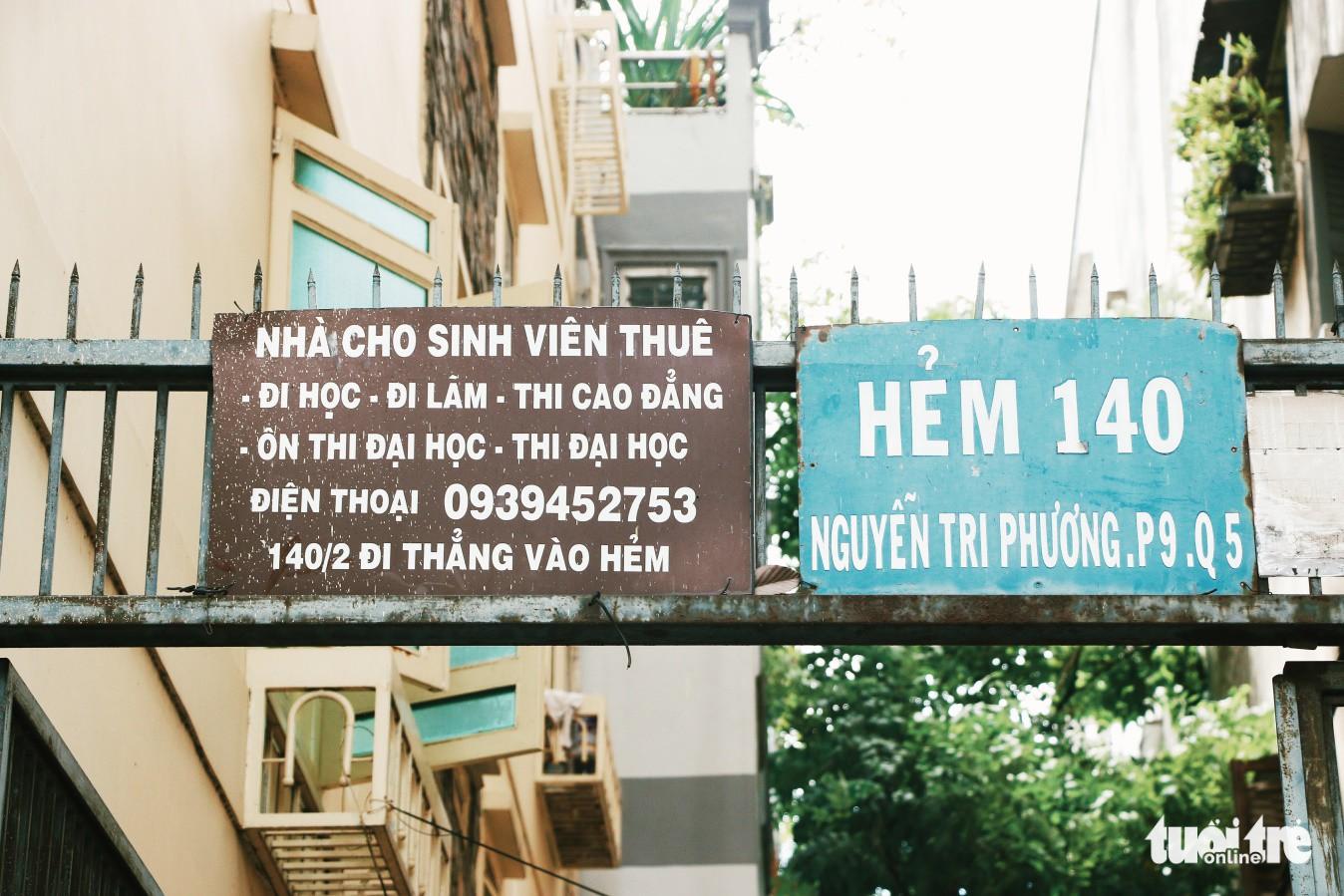 Nhìn những biển hiệu này để thấy Sài Gòn quá đỗi dễ thương - Ảnh 14.