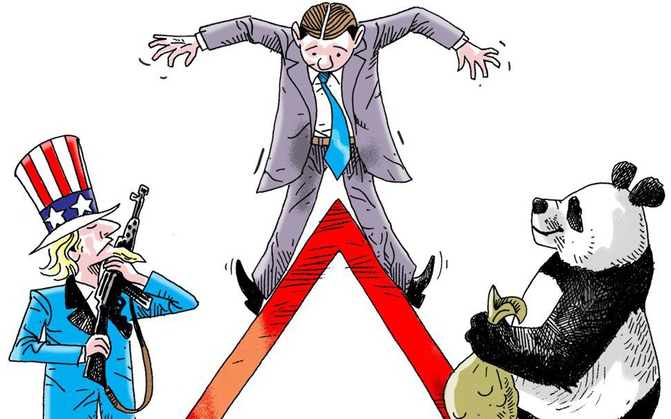 10 nguy cơ địa-chính trị đe dọa kinh tế thế giới