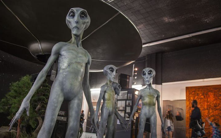 UFO - câu chuyện bí ẩn đầy mê hoặc