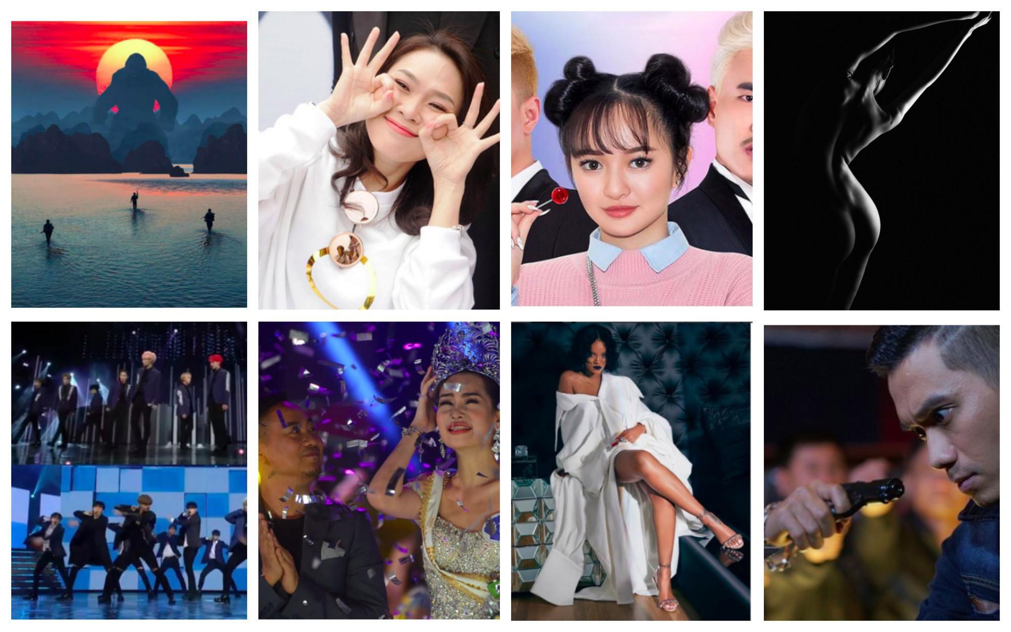 Đời sống văn hóa giải trí Việt - cuối năm nhìn lại