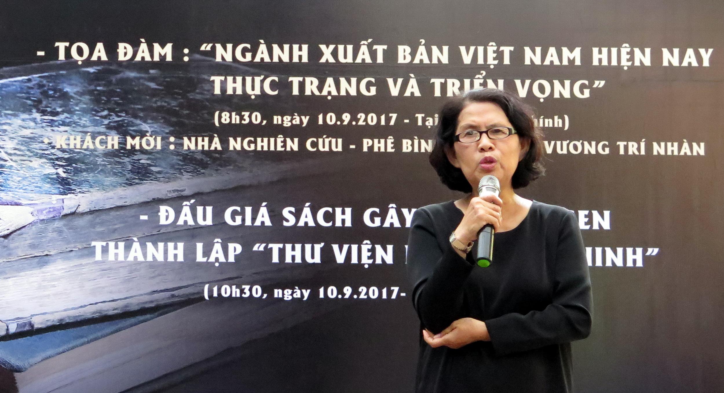"""Xuất bản Việt Nam đang thiếu """"Con người nghề nghiệp' - Ảnh 2."""