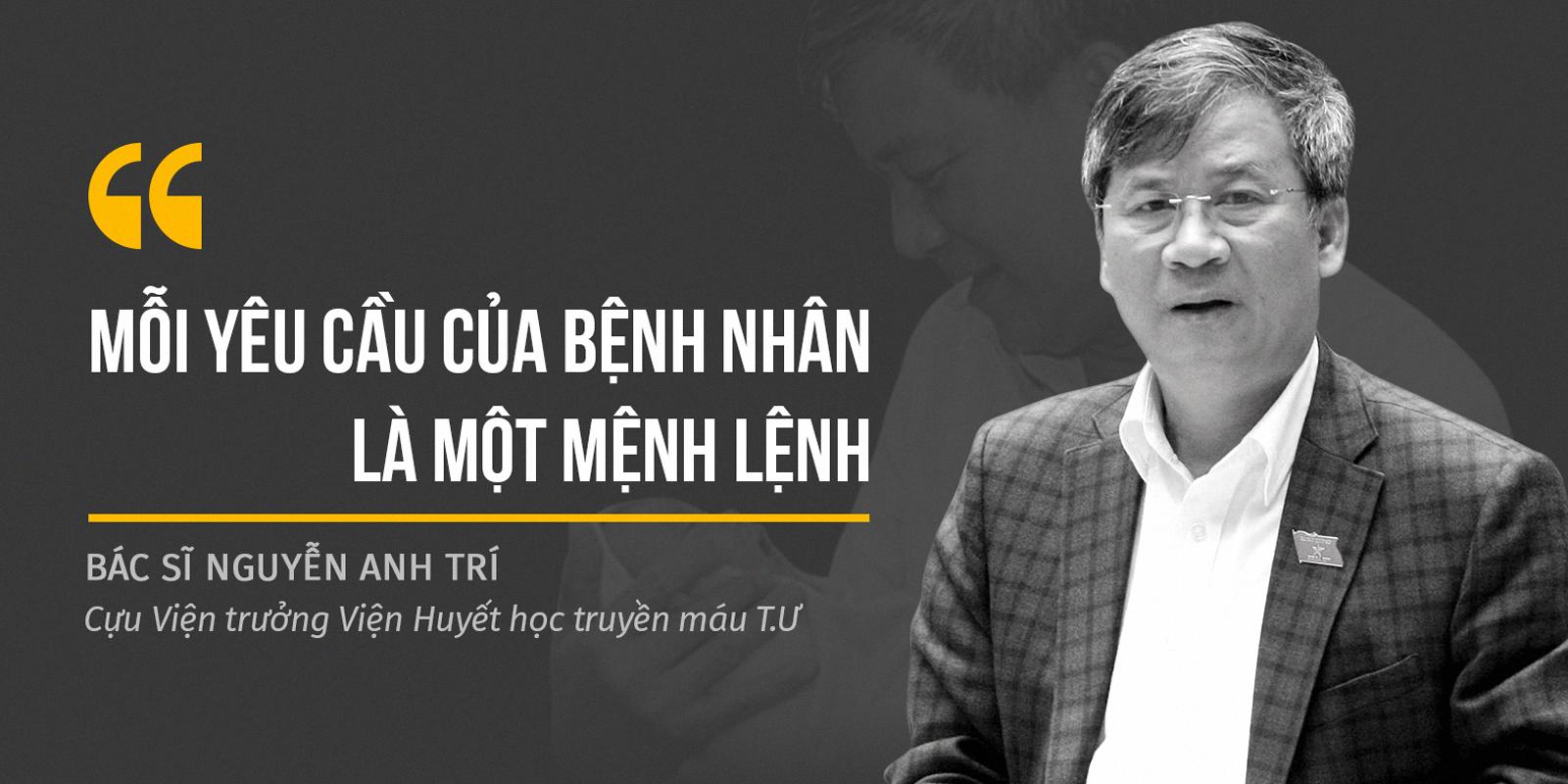 Bác sĩ Nguyễn Anh Trí: một đời y đức không ngơi nghỉ - Ảnh 2.