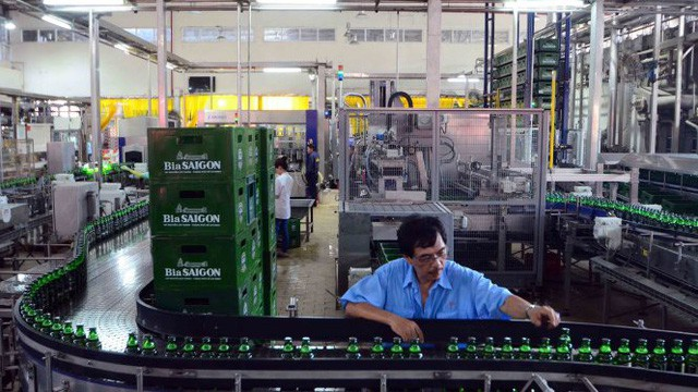 Các tập đoàn bia lớn xếp hàng mua cổ phiếu Sabeco - Ảnh 1.