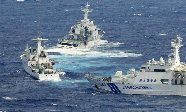 Âm mưu của Trung Quốc trên biển Hoa Đông - Ảnh 3.