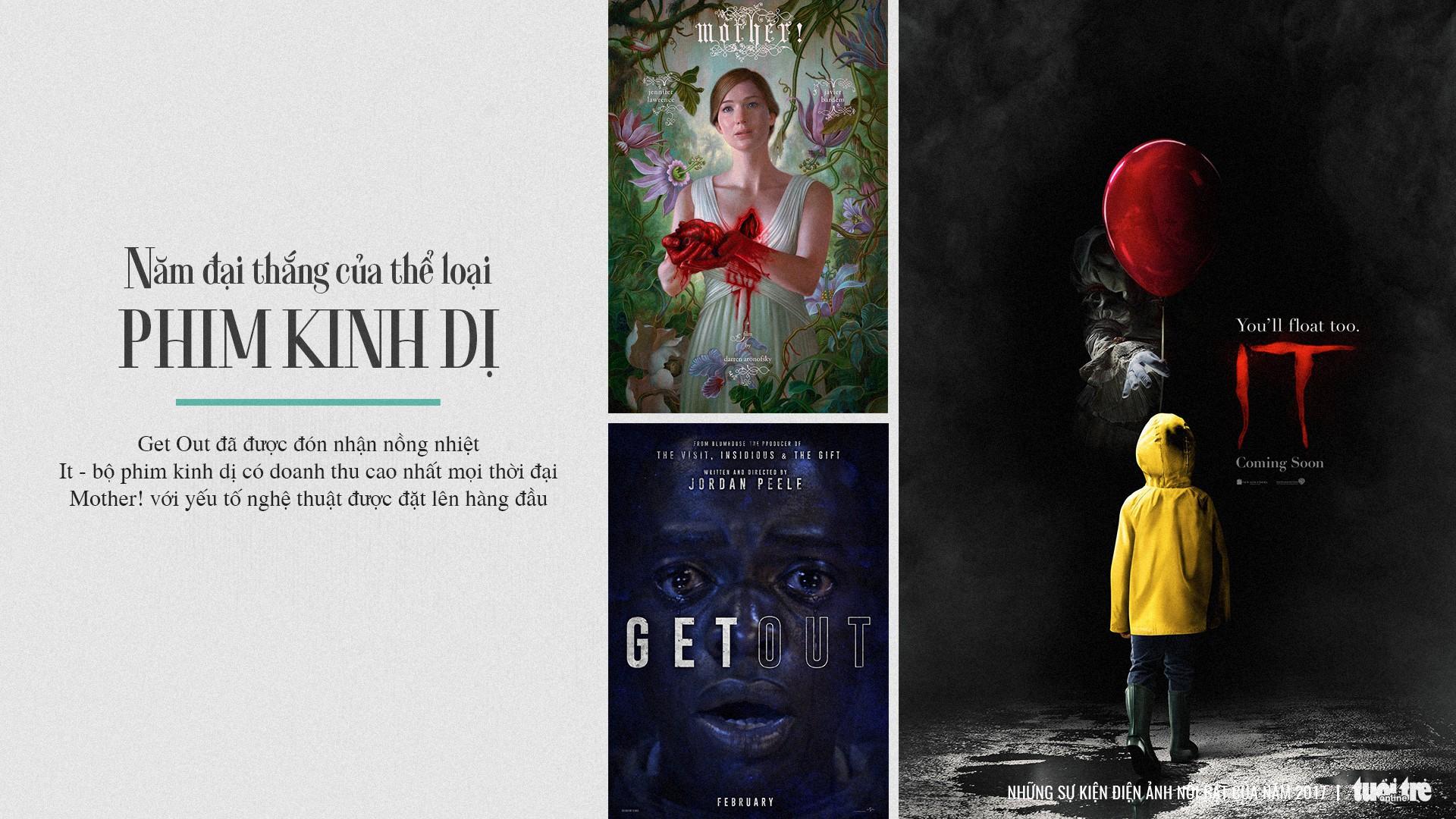 Những sự kiện điện ảnh nổi bật của năm 2017 - Ảnh 5.