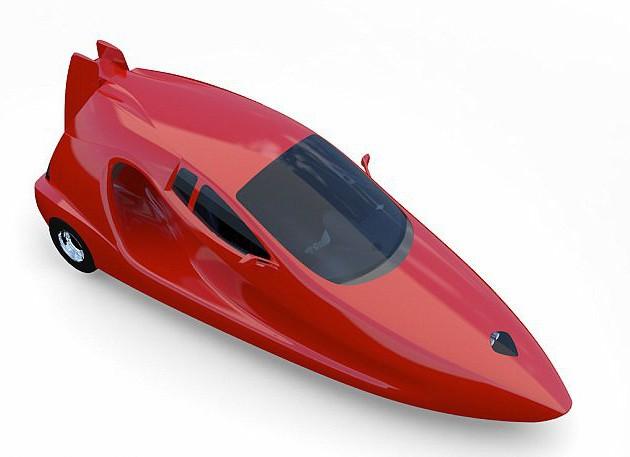 Ô tô bay với vận tốc hơn 300km/h sẽ được tung ra thị trường vào 2018