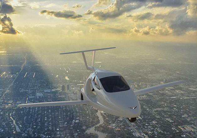 Năm 2018 ra mắt xe bay với vận tốc 320km/h - Ảnh 2.