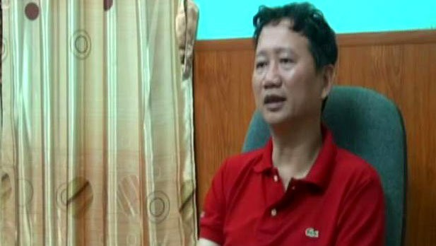 Trịnh Xuân Thanh nhận cả vali tiền từ em trai ông Đinh La Thăng - Ảnh 1.