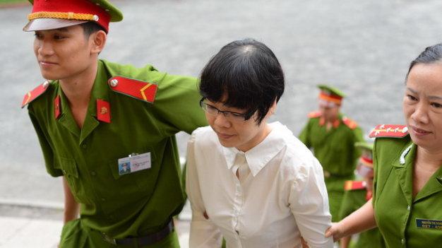 Ham lãi suất cao của Huyền Như, cán bộ Navibank bị truy tố - Ảnh 1.