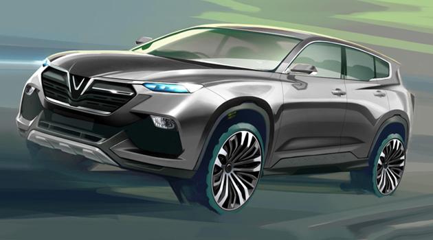 Ai thiết kế mẫu xe hơi cho Vinfast? - Ảnh 2.