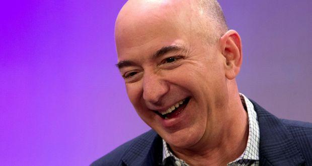 Ông chủ Amazon vừa trở thành người giàu nhất thế giới - Ảnh 1.