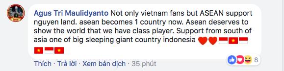 Dân mạng Hàn Quốc, Nhật Bản... liên tục cổ vũ U23 Việt Nam - Ảnh 5.