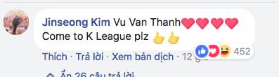 Dân mạng Hàn Quốc, Nhật Bản... liên tục cổ vũ U23 Việt Nam - Ảnh 10.