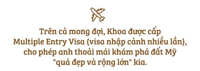 Trần Đặng Đăng Khoa: 3 tháng dọc Bờ Đông nước Mỹ - Ảnh 3.