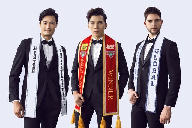 Khởi động cuộc thi Người mẫu dành riêng cho nam giới - Ảnh 2.