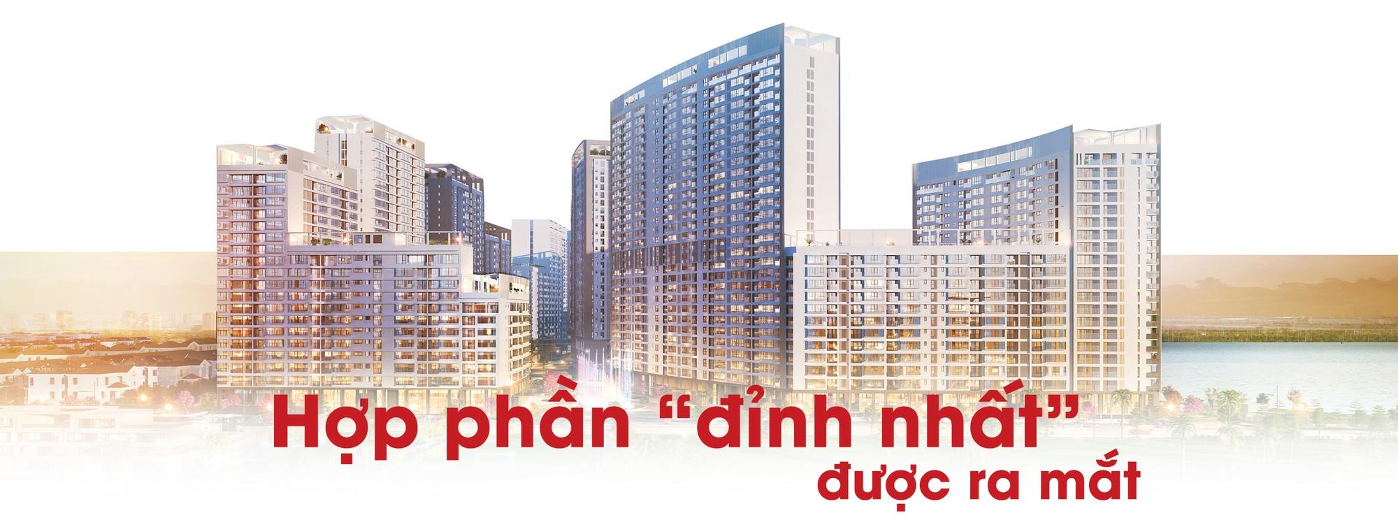 Phú Mỹ Hưng Midtown lại chuẩn bị hâm nóng khu Nam - Ảnh 6.