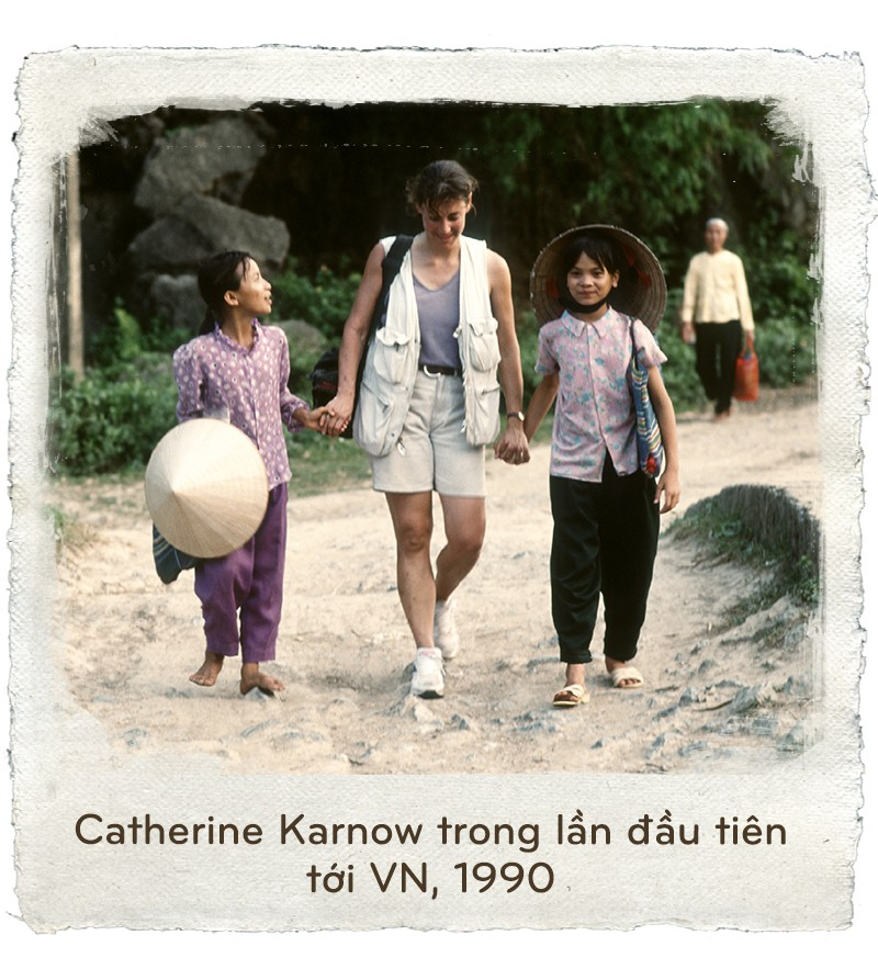 Catherine Karnow: Gặp duyên ở Việt Nam - Ảnh 17.