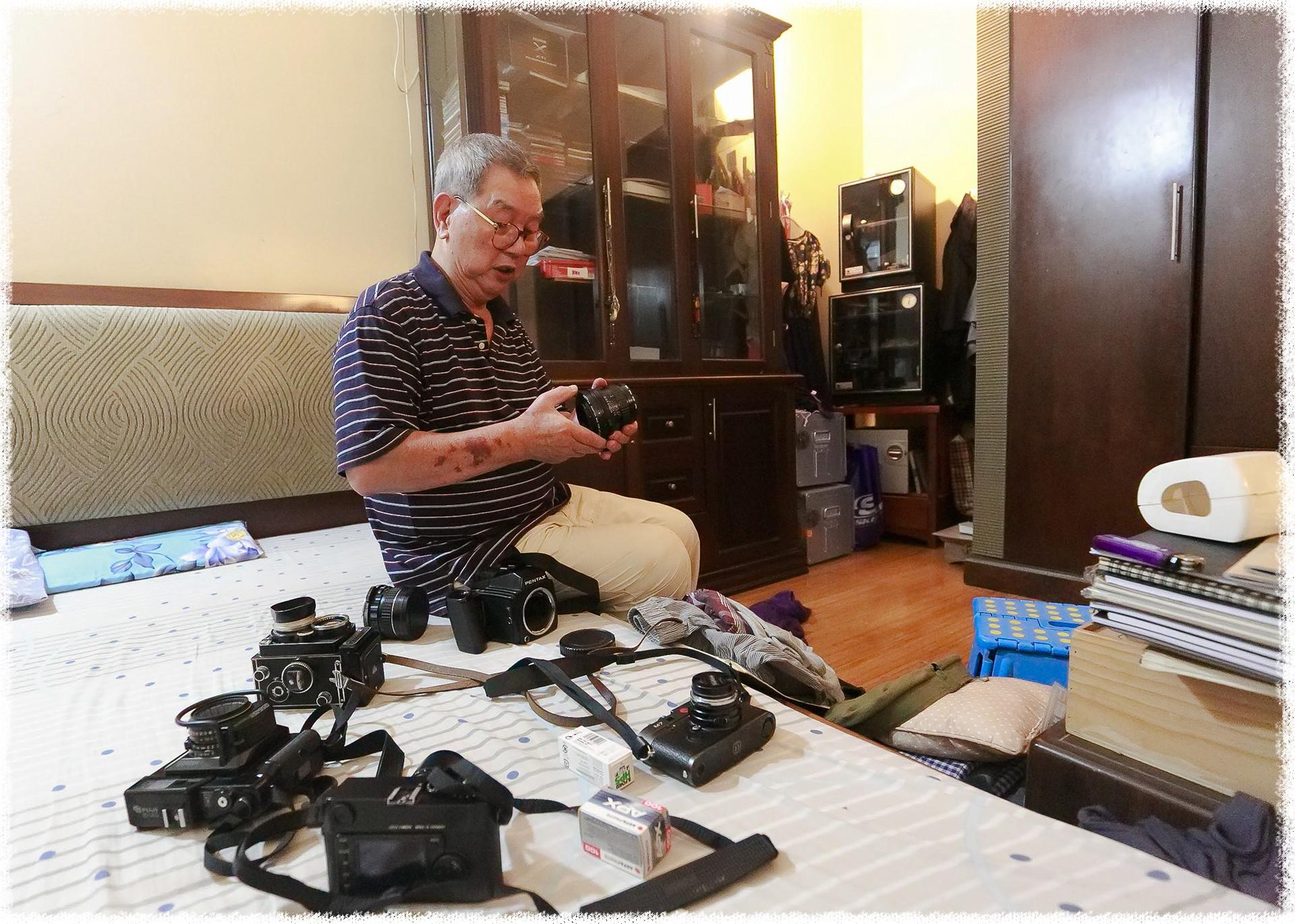 Nhà quay phim Nguyễn Hữu Tuấn: Thảnh thơi chơi với hình ảnh - Ảnh 7.
