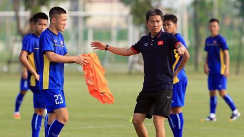 Chung kết U-19 Châu Á 2018: Tuyển U-19 Việt Nam vào trận! - Ảnh 1.