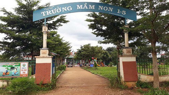Một trường mầm non đóng cửa vì bệnh tay chân miệng - Ảnh 1.