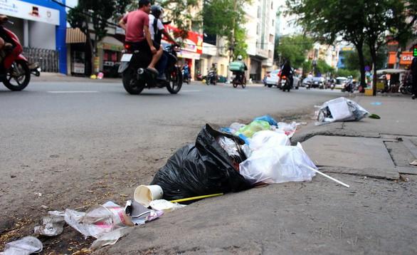 TP.HCM phát động người dân không xả rác - Ảnh 1.