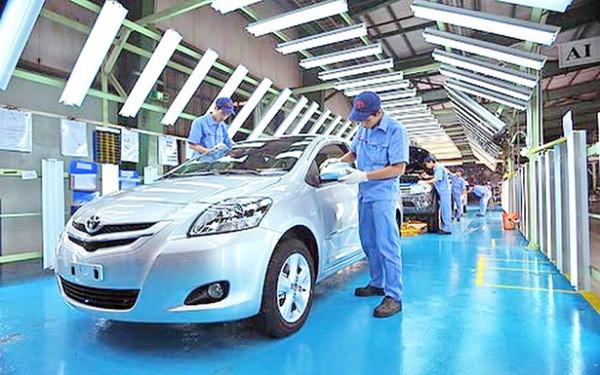 Bộ Công thương tính dồn sức cho đại gia xe hơi trong nước - Ảnh 1.