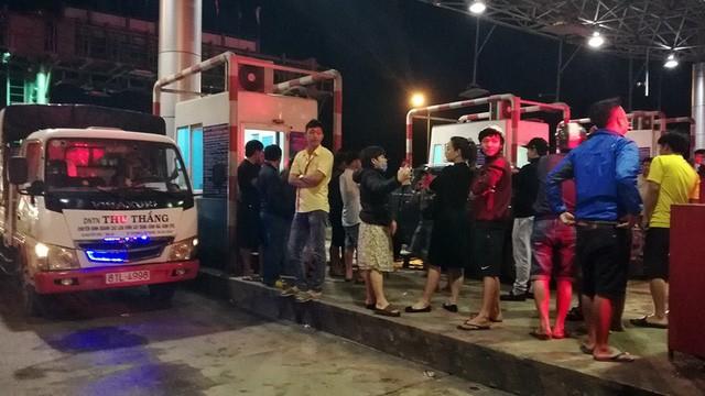 Dừng thu phí BOT Bắc Bình Định vì chậm sửa đường - Ảnh 1.