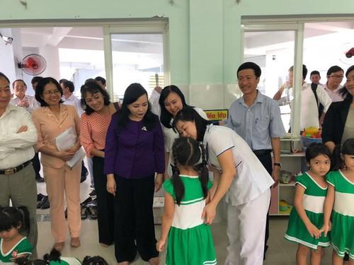 TP.HCM có 82 ổ dịch tay chân miệng trong trường học - Ảnh 1.