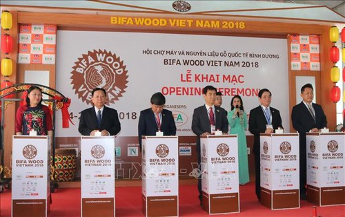 Cơ hội cho các doanh nghiệp gỗ mở rộng hợp tác - Ảnh 1.