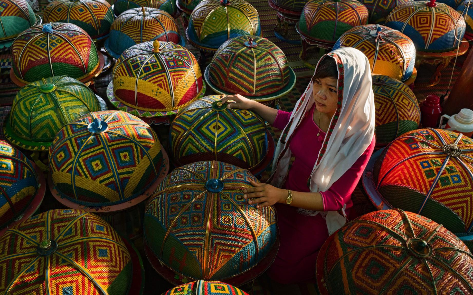 Ngắm bộ ảnh Lễ Wa-Ha giải đặc biệt ảnh Hành trình di sản 2018