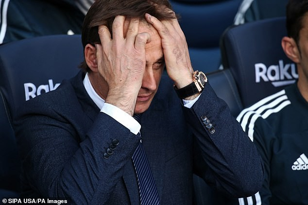 Real Madrid sa thải HLV Lopetegui - Ảnh 1.