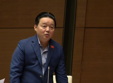 Quốc hội tiếp tục chất vấn các thành viên Chính phủ - Ảnh 1.