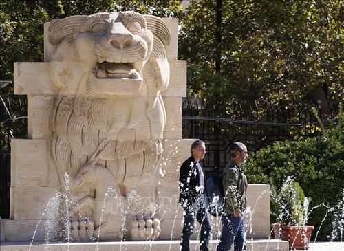 Bảo tàng cổ đại ở thủ đô Syria mở cửa trở lại sau 6 năm - Ảnh 1.