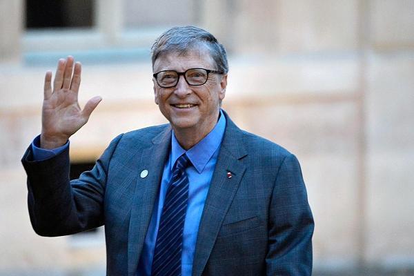 Tỉ phú Bill Gates - Ảnh: GETTY IMAGES