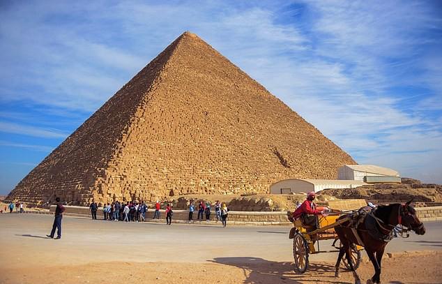 Kim Tự Tháp vẫn là một trong những bí ẩn suốt hàng thế thiên niên kỷ - Ảnh: GETTY IMAGES