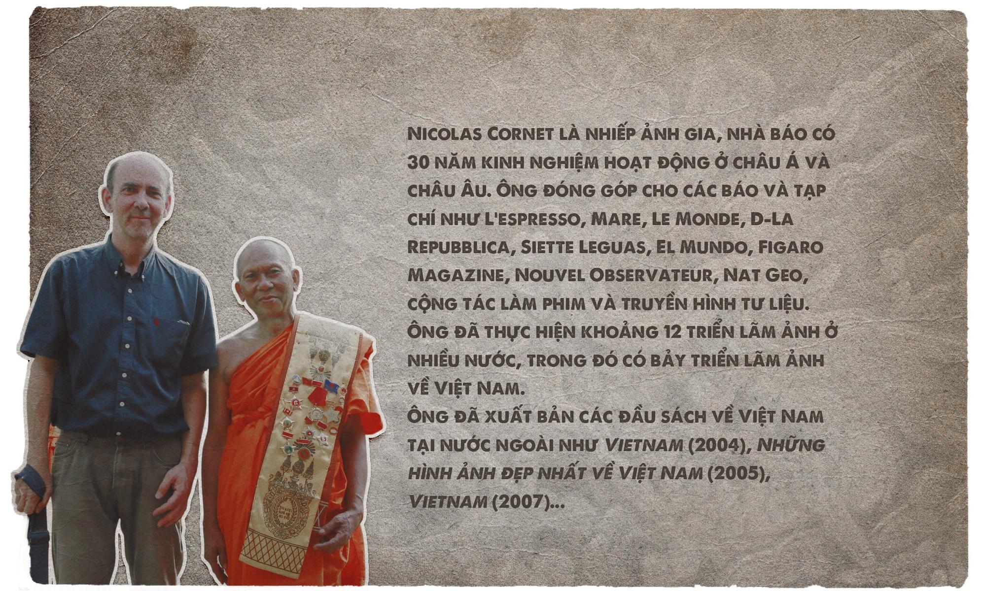 Văn hóa Việt và chùa chiền hấp dẫn tôi một cách tự nhiên - Ảnh 21.