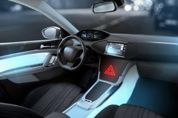 Tương lai các dòng xe hơi kết nối là bề mặt thông minh - Ảnh 1.